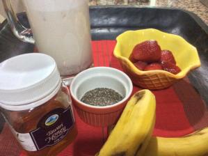 bananachiastrawberrysmoothie