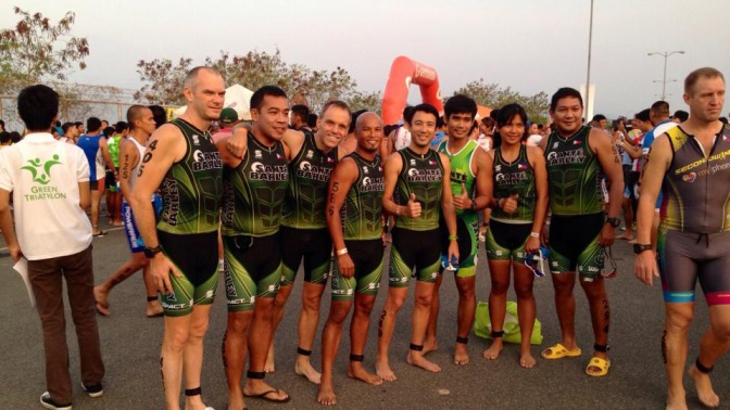 SUBIC BAY INTERNATIONAL TRIATHLON RACE REPORT