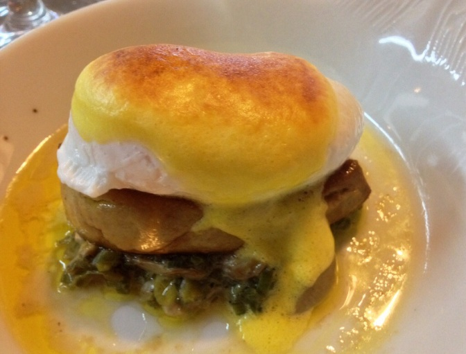 The Primed Eggs Benedictine