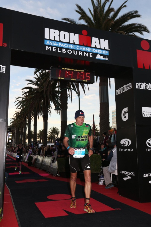MELBOURNE IRONMAN Part 1