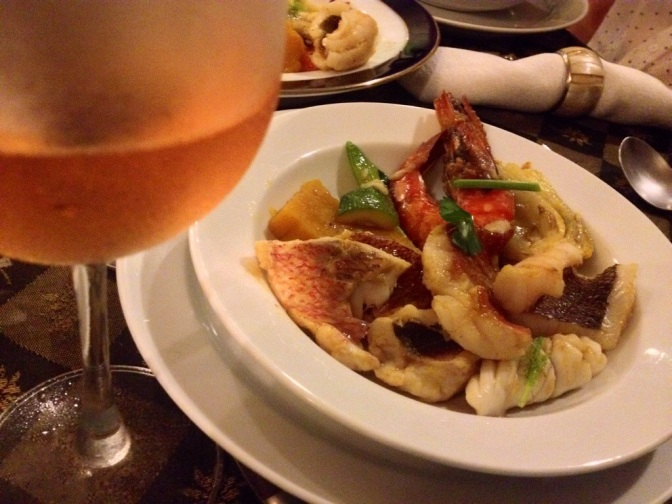 "Beautiful Soup: Fish and Seafood Dish ! ""Primed Bouillabaisse """