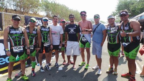 Greenhills tri-team