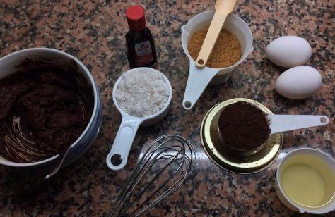 Brownies Primed