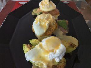 Eggs Benedict 3-Ways