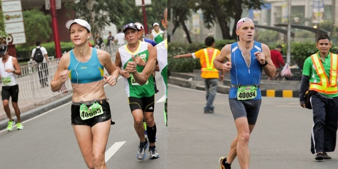 Qualifying for the 35th and 38th National Milo Marathon Finals – The His and Hers Story