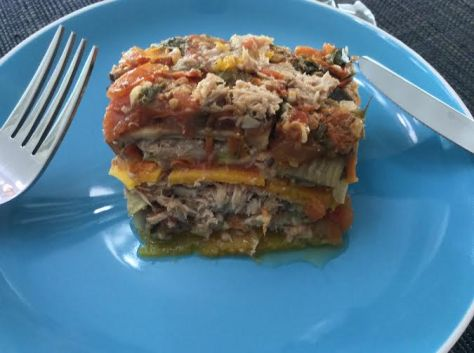 Primed Lasagne