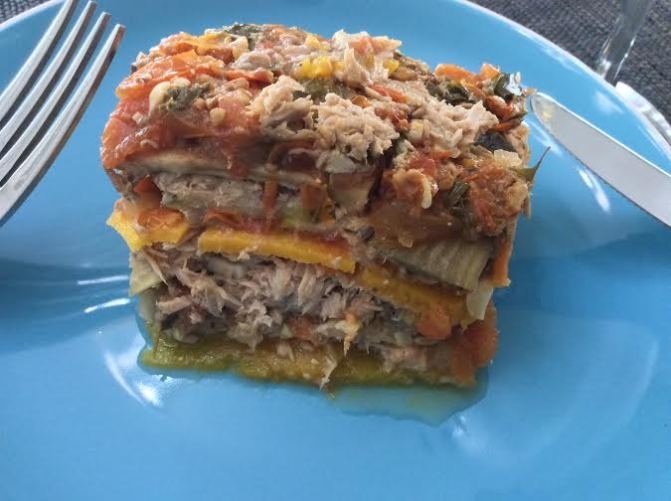 Cheap Eats That are Tasty and Healthy – Tuna and Vegetable Sheets Lasagne