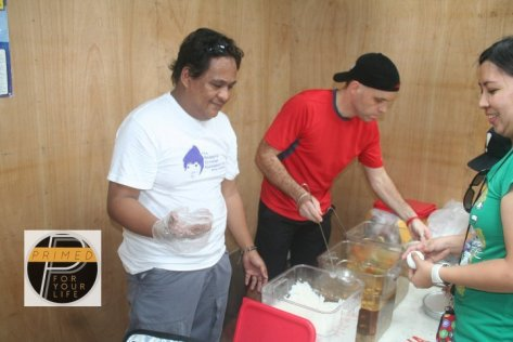 Chef Chad at Smokey Mountain