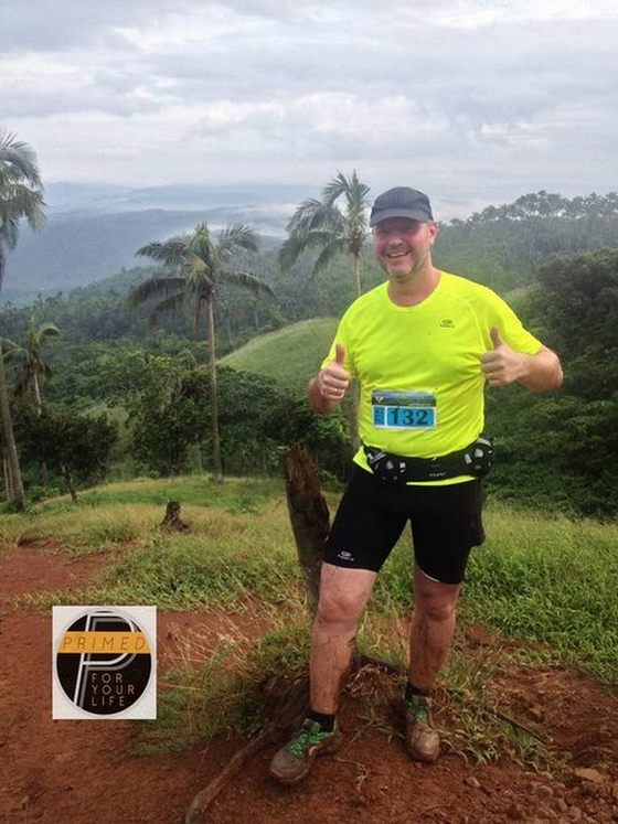 Confessions of a trail Running Virgin – Chef Cyrille