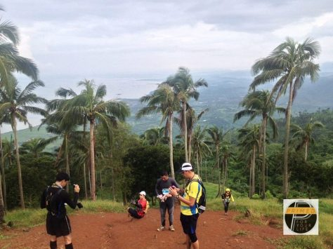 Cyrille's trail running experience