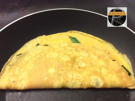 Lunch Box Omelette