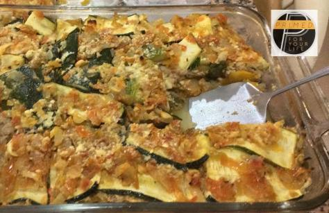 Primed Lunch Box - Lasagne with Veg Sheets