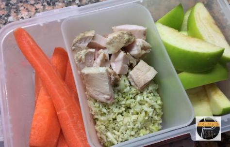 Primed Lunch Box - Lauren