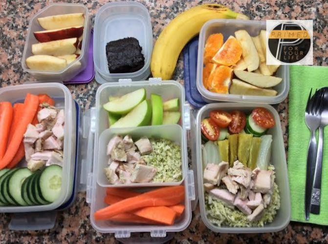 What's for Lunch? The Primed Lunch Box Revealed