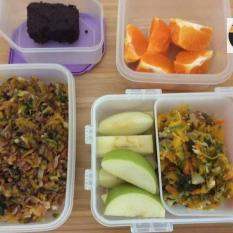 Fried Rice - Primed Lunch Box