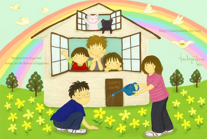 A Healthier Home Leads to a Healthier Family – Part 1