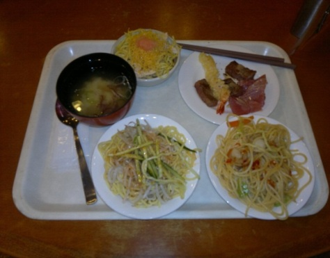 Japan Ironman carbo load