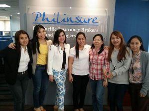 Manila Philinsure Team