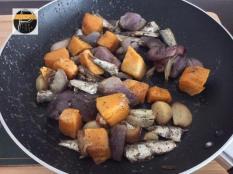 Primed Sardines with Roasted Vegetables2
