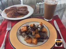 Primed Sardines with Roasted Vegetables4
