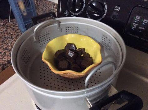 Dark Chocolate Fruit and Nut Crunch1