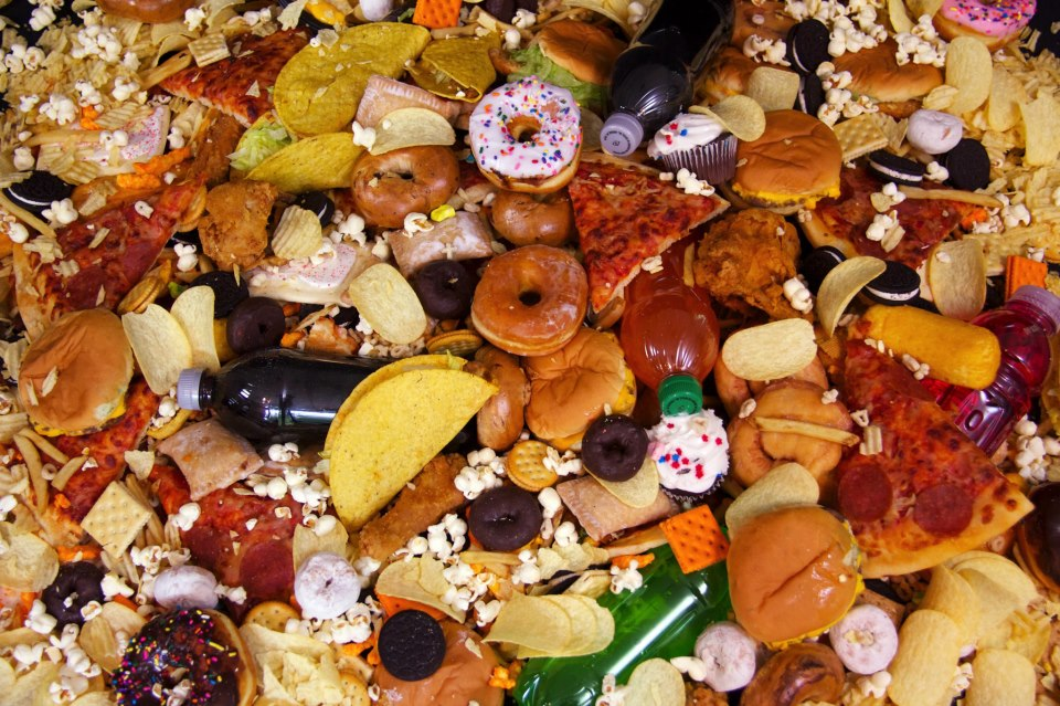 10 Ways to Resist Eating Junk Food forecast