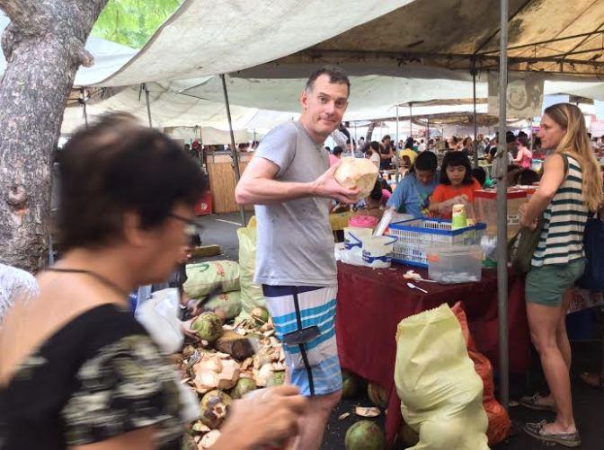 19 Days Till Christmas – Visit Your Local Farmer's Market