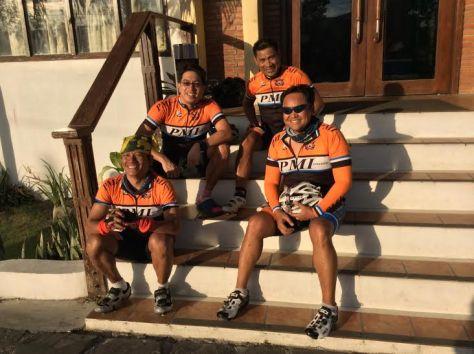 Audax 200km bike
