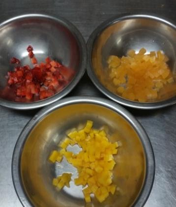 Fruit Tartare