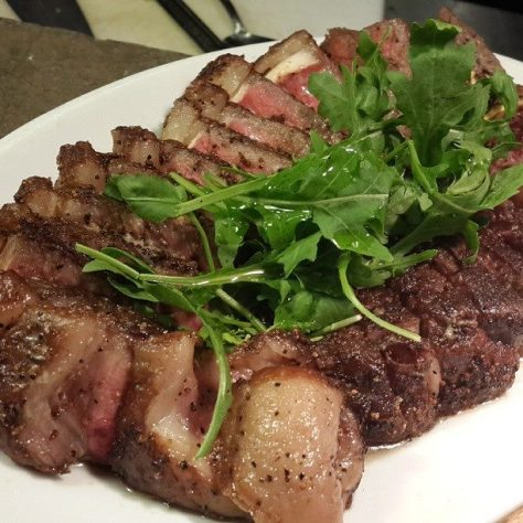 Green Pastures Grass fed beef
