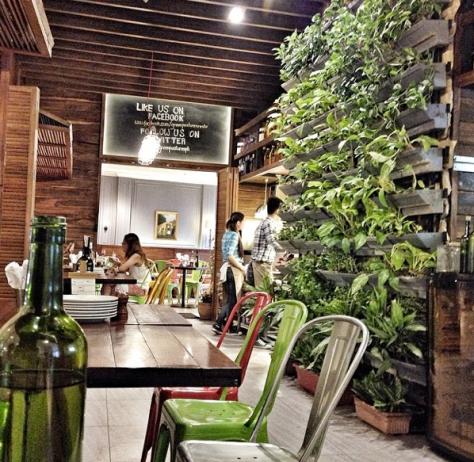 Green Pastures restaurant