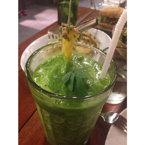 Green Pastures Smoothie