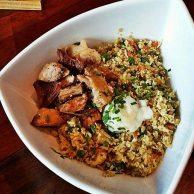 Green Pastures - Yang Chow Fried Cauli Rice