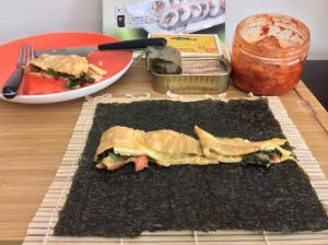 Kimbap Mackerel 1