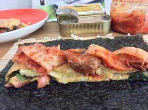 Kimbap Mackerel 2