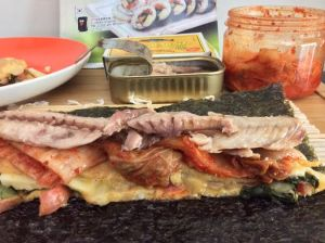 Kimbap Mackerel 3