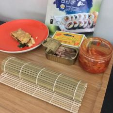 Kimbap Mackerel 4
