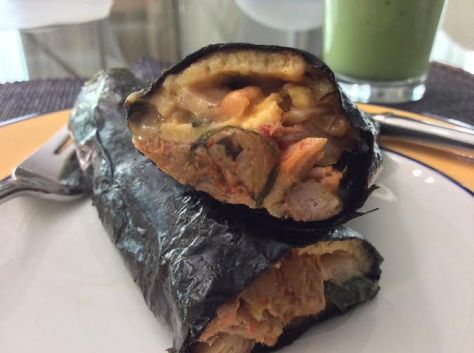 Kimbap Mackerel 6