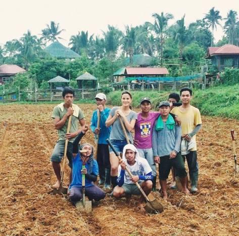 Bianca the farmer