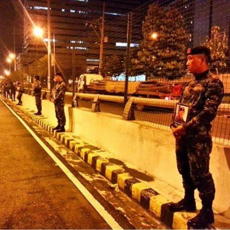 Condura 44 Fallen PNP-SAF members