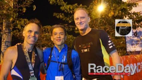 Condura with Raul and Jamie