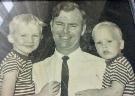 Dad - Charles John Davis