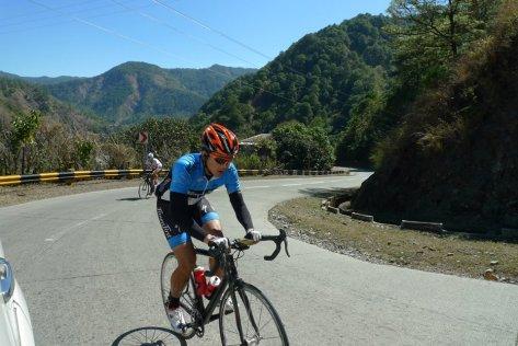 Maiqui biking