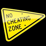 No cheating zone