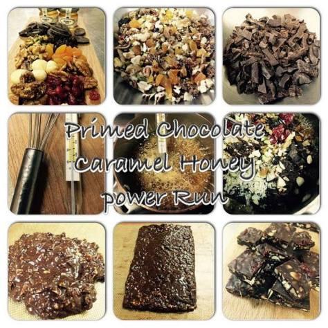 Primed Chocolate Caramel Honey Power Run