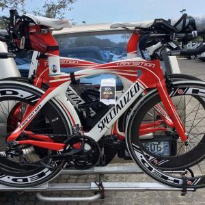 Specialized tri bikes