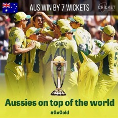 Aussie cricket