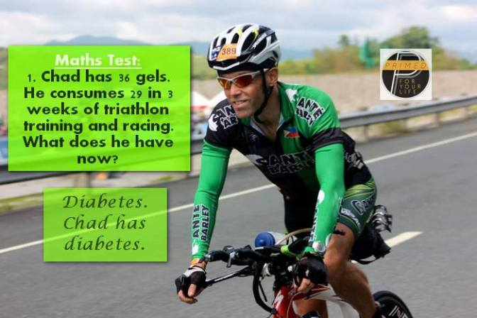 Are You on the Road to Type-2 Diabetes or Good Health?