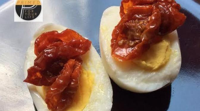 Primed Boiled Eggs – The Secret to Easily Peeled Perfect Eggs