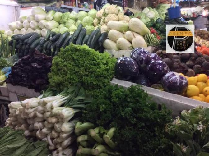 Legaspi Market is Cool but Where's Your Favorite Farmer's Market?